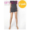 Simply 20 Panty (2 pack)