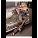 Art. 236 zwart stay-up kousen 20den
