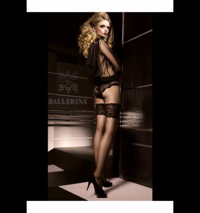 Art. 053 zwart panty 20den