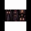 Art. 305 panty zwart-grau 20/50den