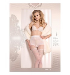 Art. 376 panty wit-silber 20 den